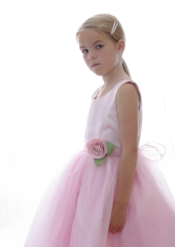 Hjem » Kjoler » Brudepikekjole Amanda rosa